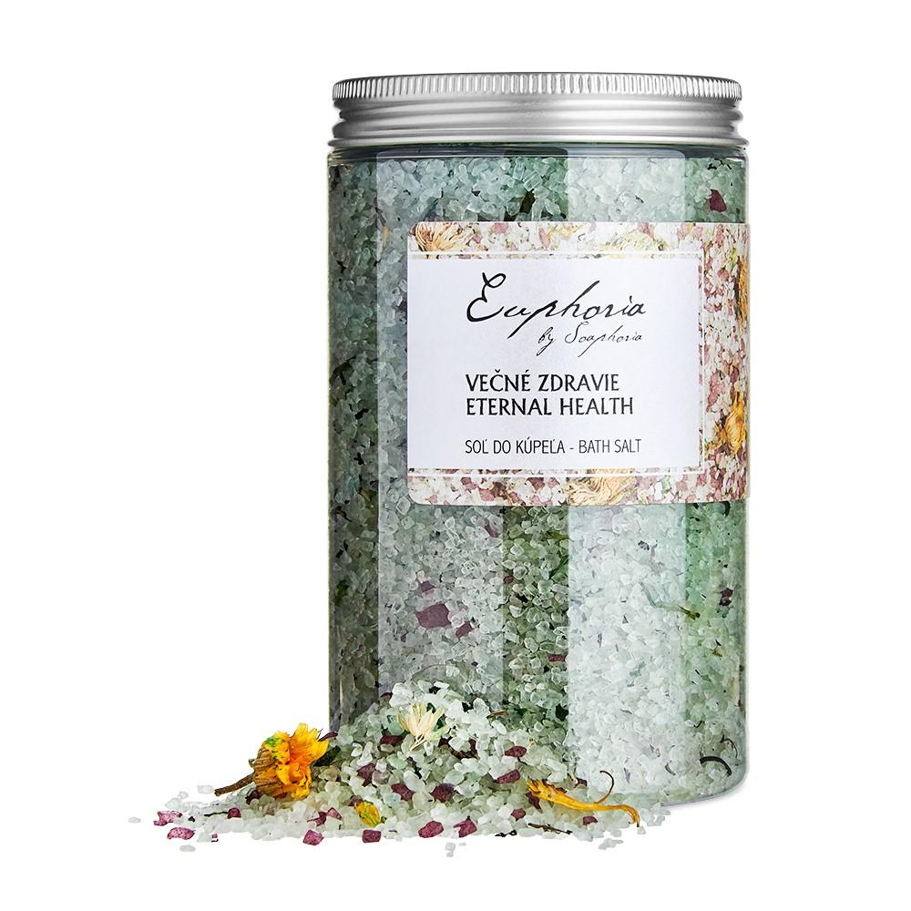 Soaphoria Přírodní sůl do koupele Věčné zdraví 500g