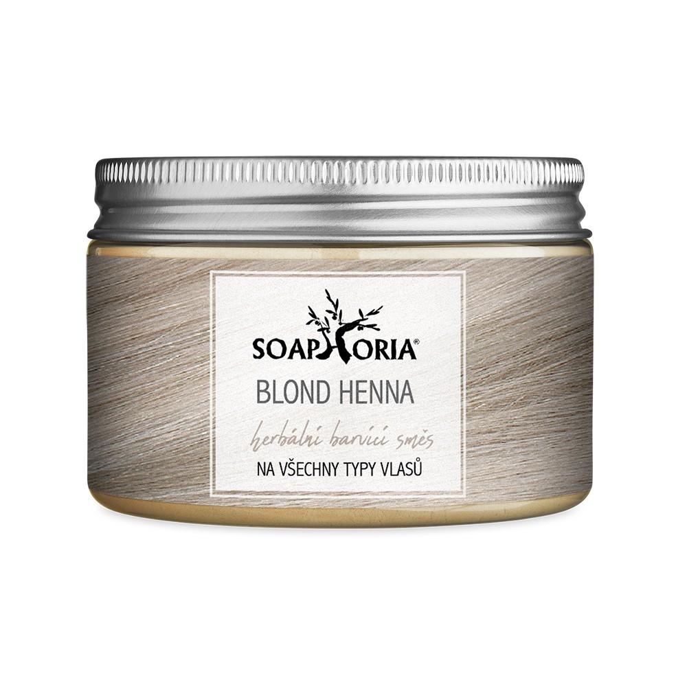 Soaphoria Henna Blond barva na vlasy 150ml