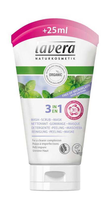 Lavera Sprchový peeling Bio Verbena & Bio Limetka 150 ml + DOPRAVA ZDARMA po celý rok!