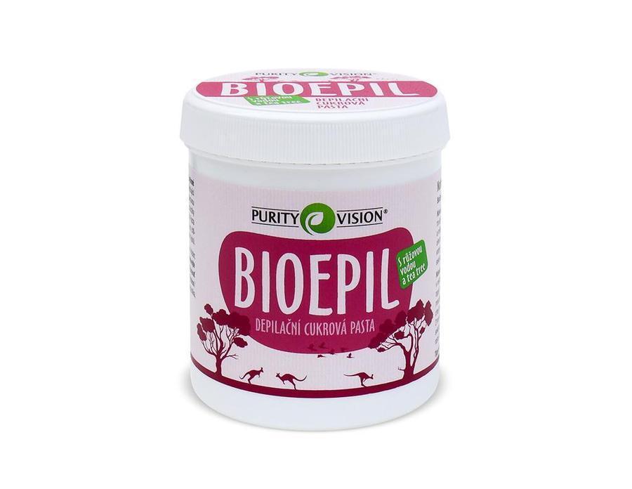Purity Vision Purity Vison Depilační cukrová pasta Bioepil 400 g + DOPRAVA ZDARMA po celý rok!