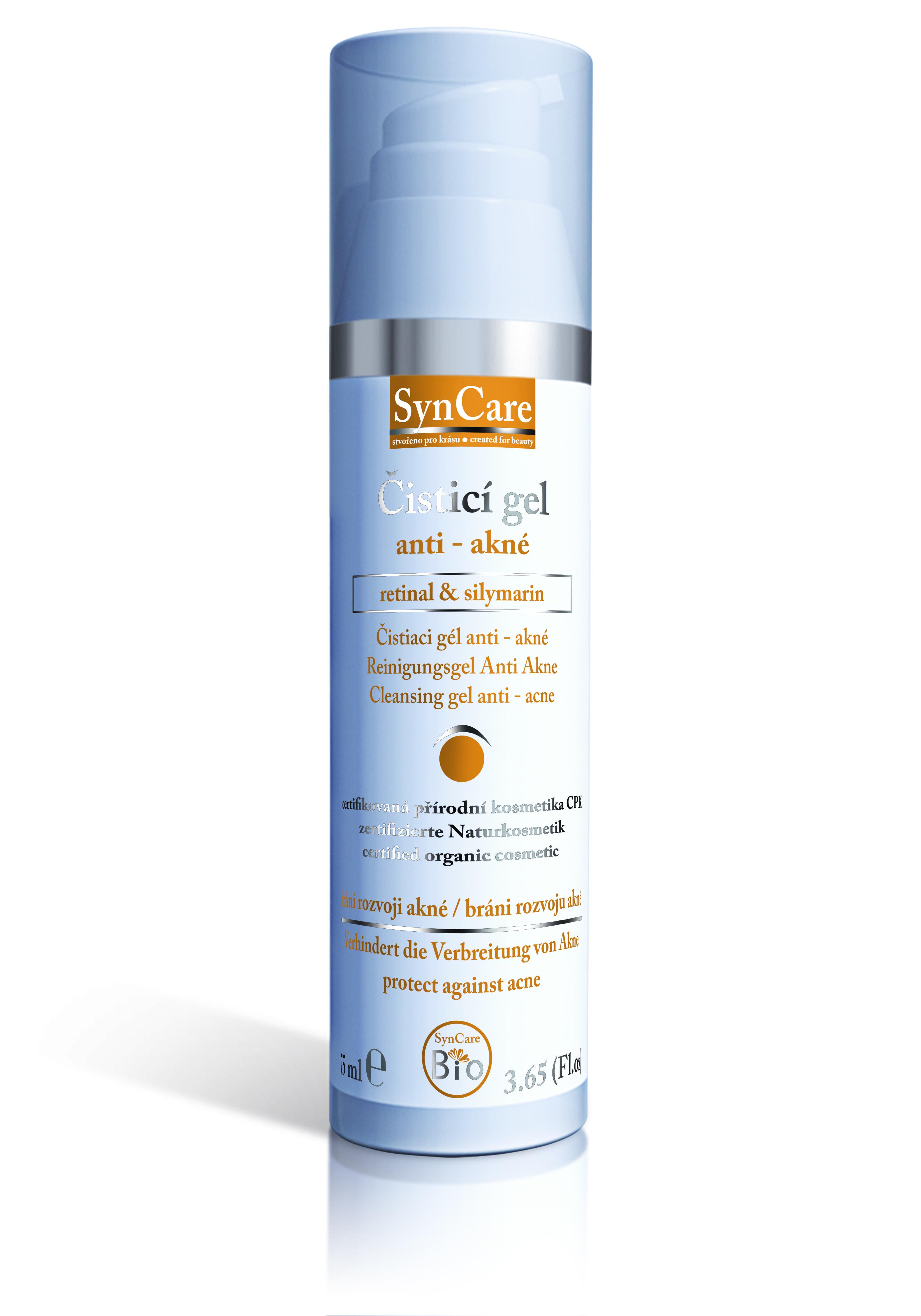 Syncare Čisticí gel Anti-akné 75 ml + DOPRAVA ZDARMA po celý rok!