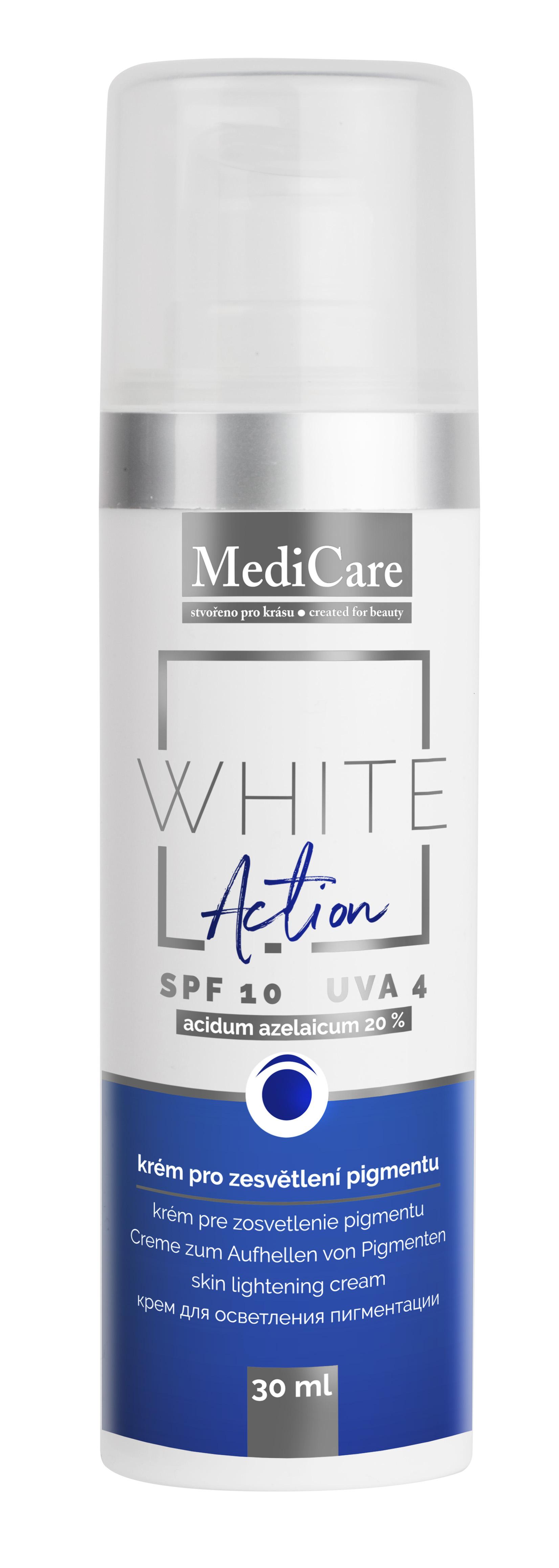 SynCare White Action Krém pro zesvětlování pigmentových skvrn a prevenci rosacei 75 ml + DOPRAVA ZDARMA po celý rok!