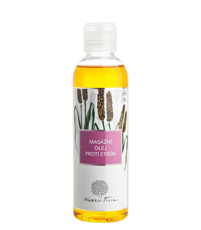 Nobilis Tilia Tělový a masážní olej Péče při striích 200 ml + DOPRAVA ZDARMA po celý rok!