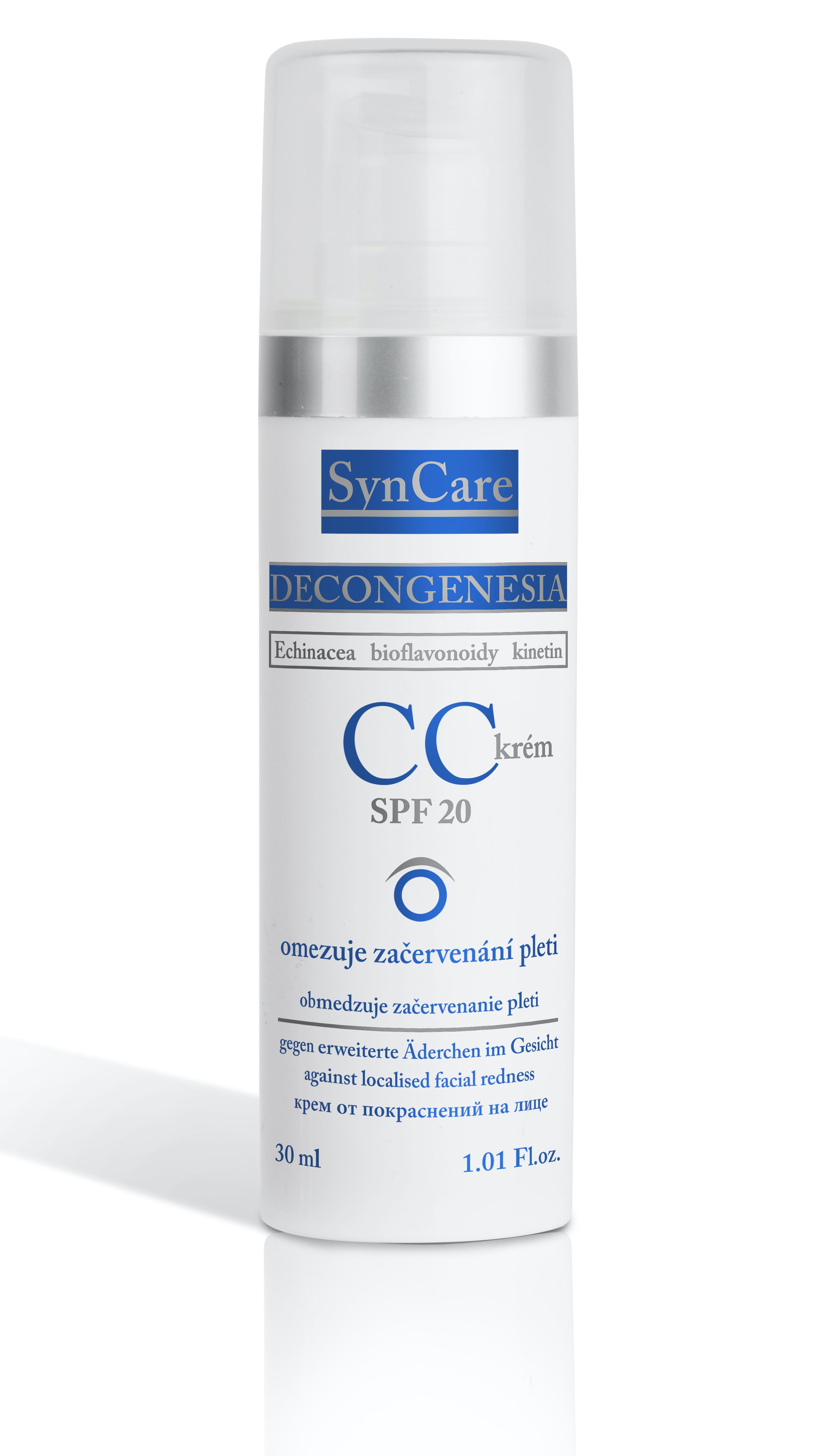 SynCare DECONGENESIA krém rozšířené cévky 75ml + DOPRAVA ZDARMA po celý rok!