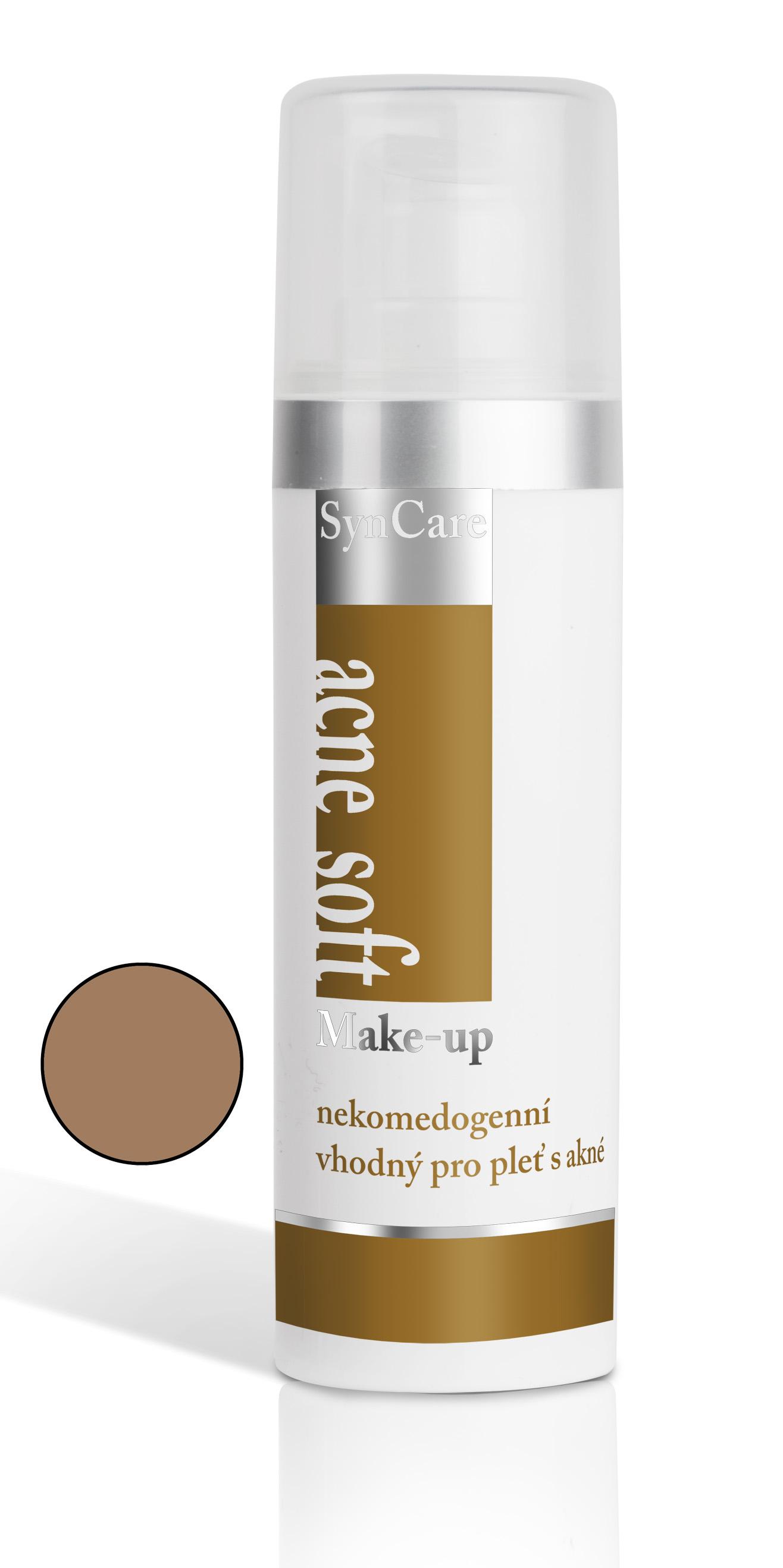 Syncare Acne Soft make-up pro pleť s akné, odstín 404 30 ml + DOPRAVA ZDARMA po celý rok!