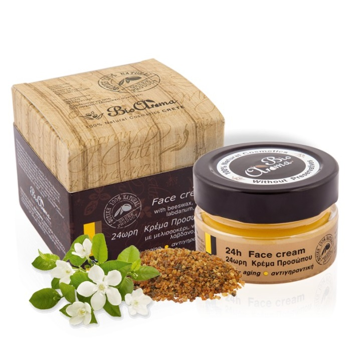 Bioaroma 24h anti-aging krém proti vráskám s včelím voskem 40 ml + DOPRAVA ZDARMA po celý rok!
