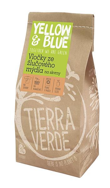 Yellow & Blue Prášek z mýdlových ořechů v biokvalitě sáček 500g + DOPRAVA ZDARMA po celý rok!