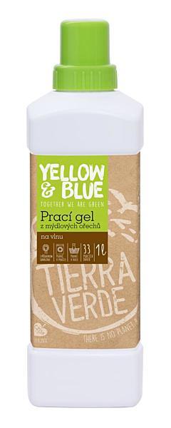 Yellow & Blue Prací gel z mýdlových ořechů na vlnu a jemné prádlo 1 l + DOPRAVA ZDARMA po celý rok!
