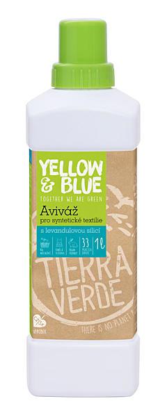 Yellow & Blue Aviváž s levandulovou silicí 1l + DOPRAVA ZDARMA po celý rok!