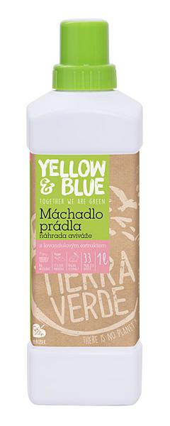 Yellow & Blue L'VANDU LOVE máchadlo prádla 1 l + DOPRAVA ZDARMA po celý rok!