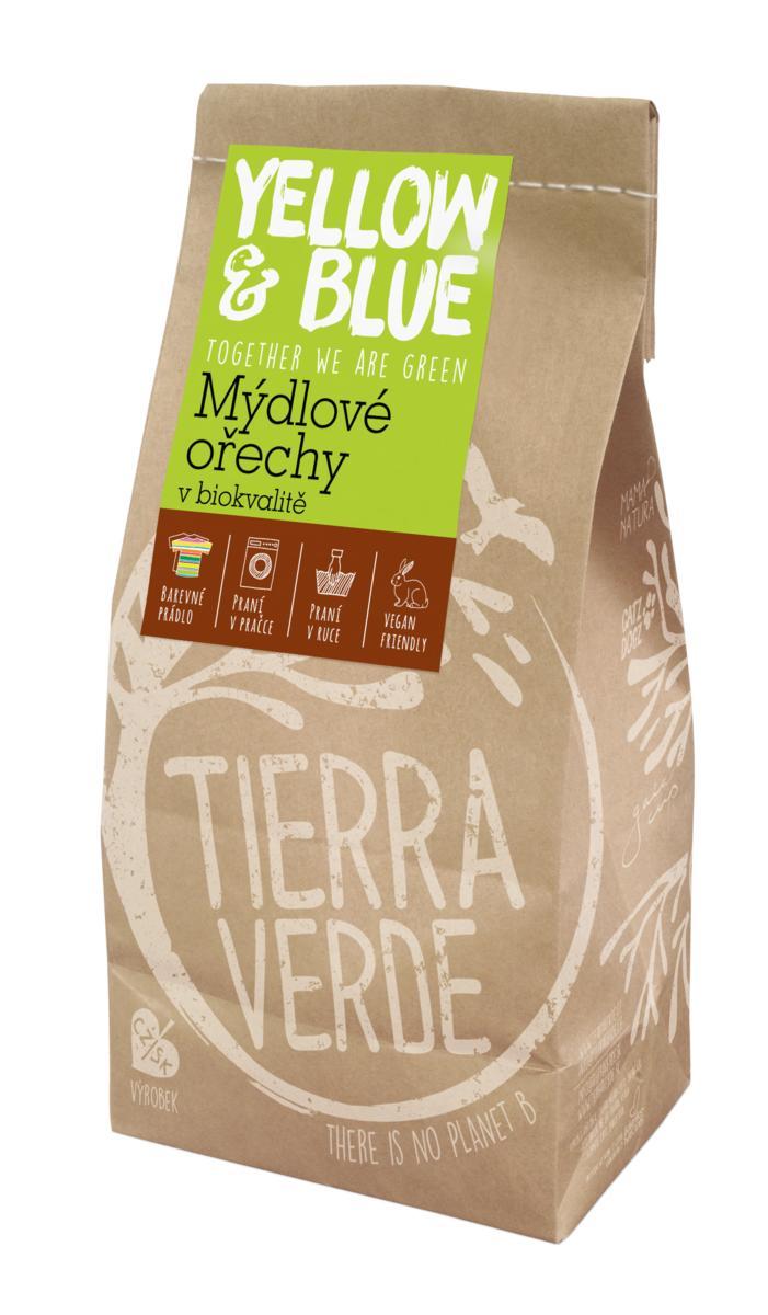 Yellow & Blue Mýdlové ořechy 500g + DOPRAVA ZDARMA po celý rok!
