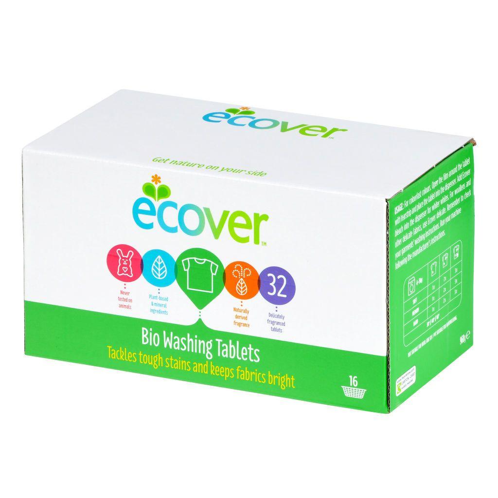 Ecover Tablety na praní 960 g + DOPRAVA ZDARMA po celý rok!