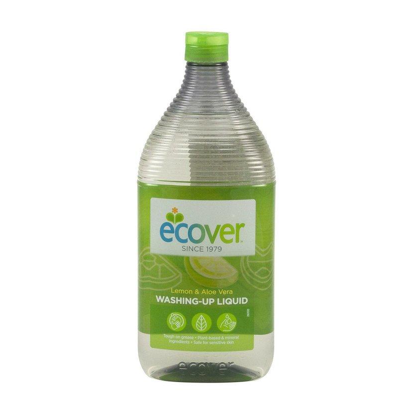 Ecover Prostředek na nádobí s aloe a citrónem 1 l + DOPRAVA ZDARMA po celý rok!
