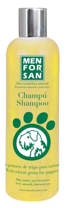 Menforsan Velmi jemný šampon pro štěňata z pšeničných klíčků 300ml + DOPRAVA ZDARMA po celý rok!