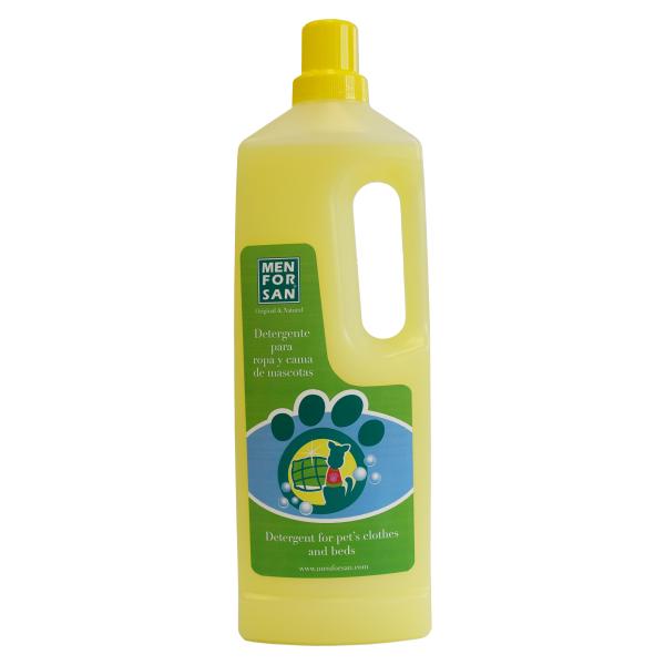 Menforsan Mýdlový gel pro praní pelíšků a dek domácích mazlíčků 1000 ml + DOPRAVA ZDARMA po celý rok!
