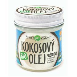 Purity Vision Kokosový olej Biokokosák 100 ml + 20% ZDARMA + DOPRAVA ZDARMA po celý rok!