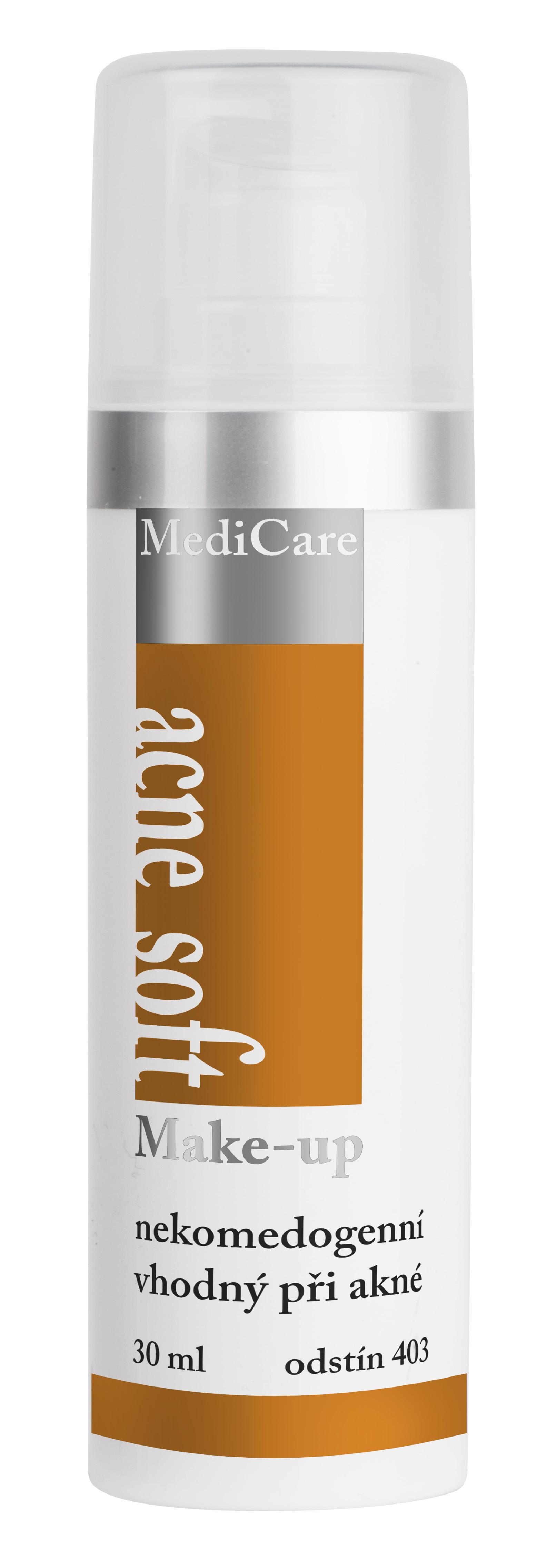Syncare AcneSoft make-up pro pleť s akné 403 30 ml + DOPRAVA ZDARMA po celý rok!
