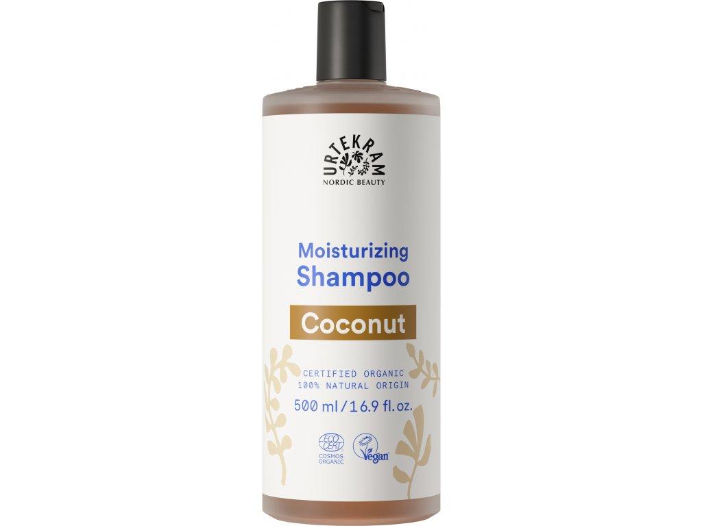Urtekram Kokosový šampon 500 ml + DOPRAVA ZDARMA po celý rok!