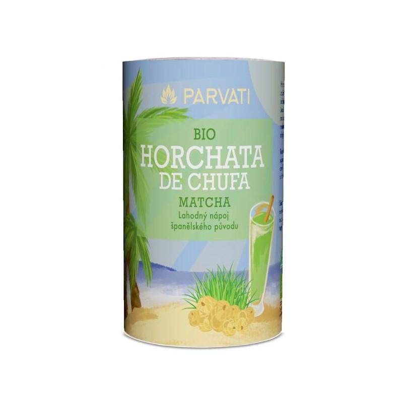 Iswari HORCHATA DE CHUFA - MATCHA 160g + DOPRAVA ZDARMA po celý rok!