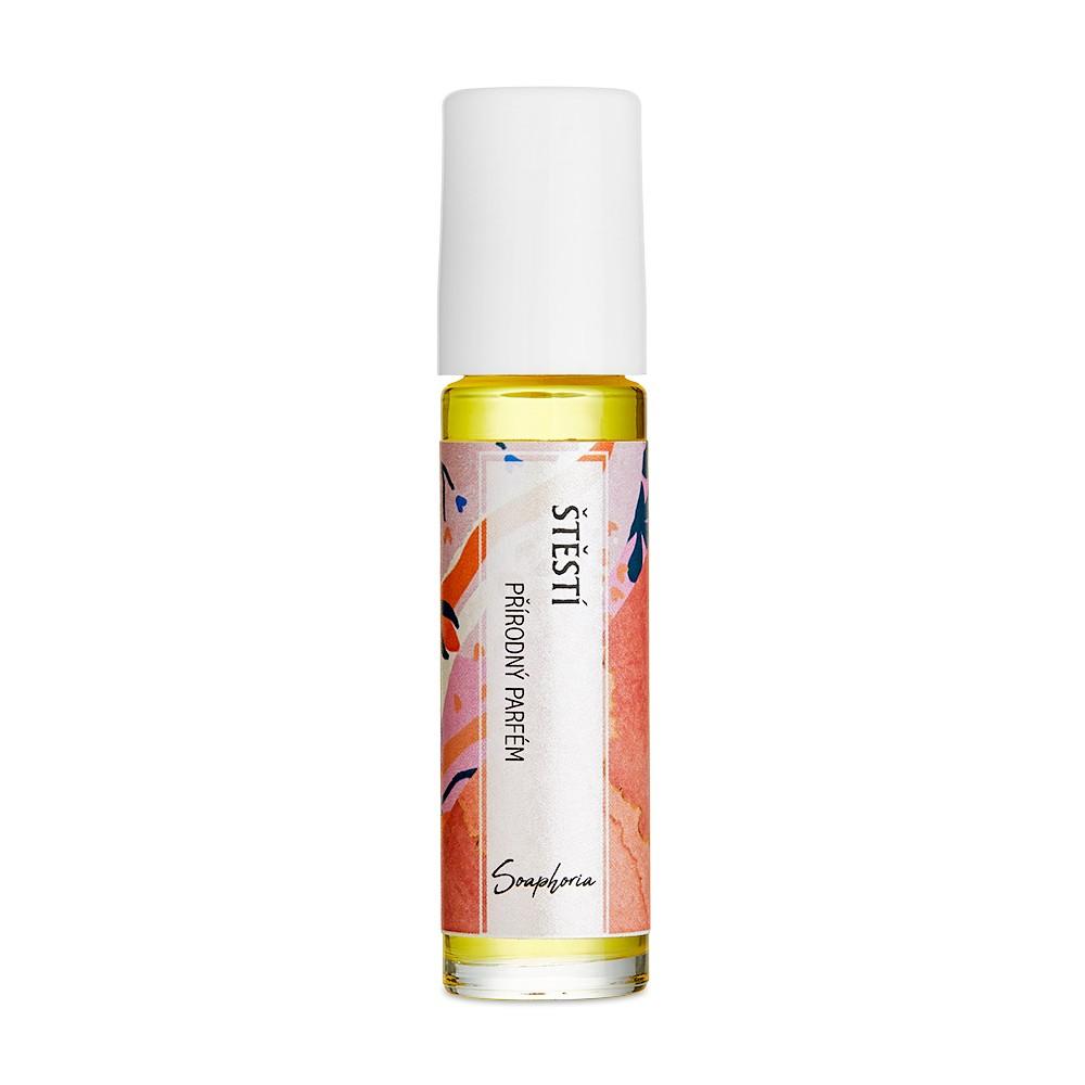 Soaphoria Přírodní parfém Štěstí 10ml + DOPRAVA ZDARMA po celý rok!