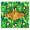 Včelobal Ekologický voskovaný ubrousek M Zvířátka 1 ks