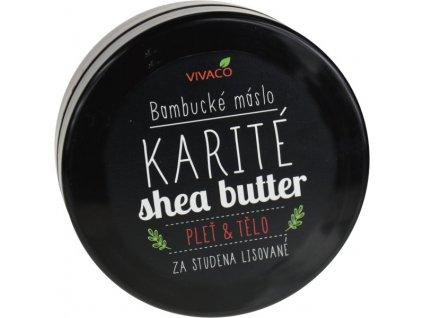 Vivaco Bambucké maslo 200 ml