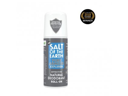 Salt of the Earth Pure Armour Explorer men roll-on 75 ml