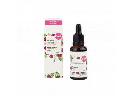 Kvitok Organický olej malinový 30 ml
