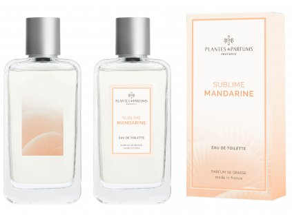 Plantes & Parfums Toaletní voda EDT Sublime mandarine 100 ml