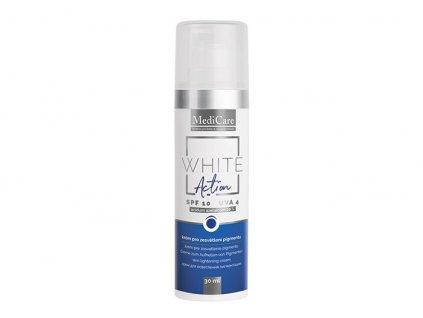 Syncare Krém pro zesvětlování pigmentových skvrn a prevenci rosacei White Action 30 ml
