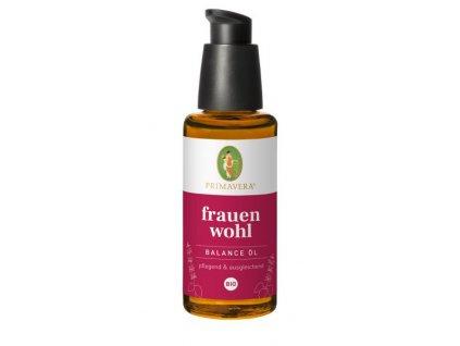 Primavera Vyrovnávajúci masážny olej pre ženy Fem Remedy 50ml