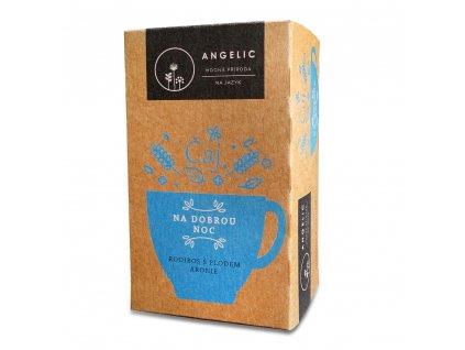 Angelic Na dobrou noc čaj porcovaný 40 g