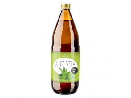 Allnature Aloe vera 100% BIO 1000 ml