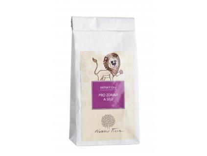 Nobilis Tilia Detský čaj pre zdravie a silu 50g