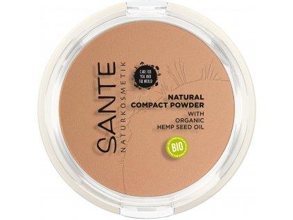 3466 O san 4025089085393 40374 compact powder 03 warm honey close