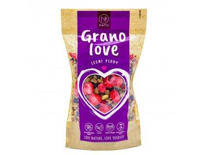Natu Granolove Lesní plody 350 g