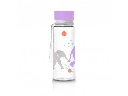 Equa Plastová lahev Elephant 600 ml