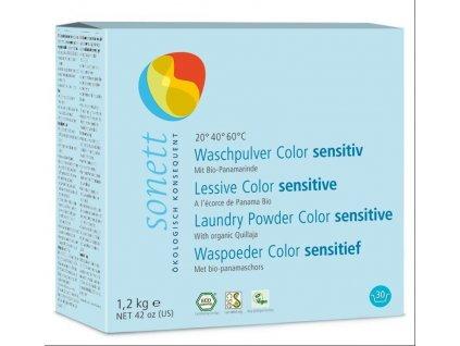 Sonett Prášek na praní Color Sensitive 1,2 kg
