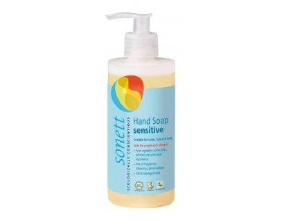 Sonett Tekuté mýdlo na ruce Sensitive 300 ml
