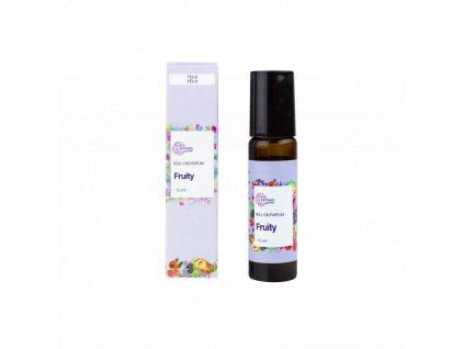 Kvitok Senses Roll-on parfém Fruity 10 ml