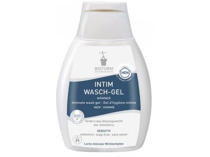 Bioturm Intimní mycí gel pro muže 250ml