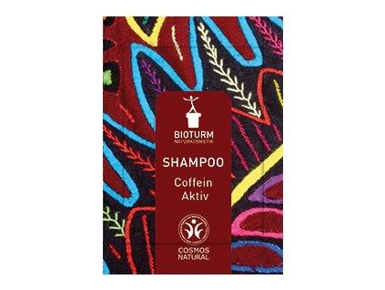 Bioturm VZOREK Šampon proti vypadávání Coffein active 3 ml