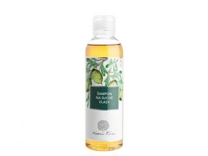 Nobilis Tilia Obnovujúci šampón s arganovým olejom 200 ml