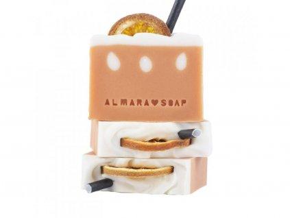 Almara Soap Prírodné tuhé mydlo Summer Spritz 100 + - 5 g