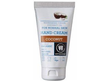 Urtekram Kokosový krém na ruky 75 ml