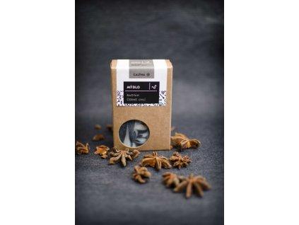 Caltha Mydlo badián a čierne uhlie 100g