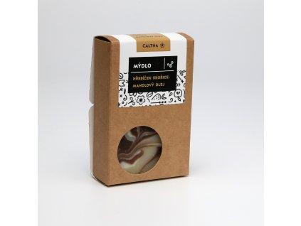 Caltha Tuhé mýdlo Hřebíček a skořice 100 g