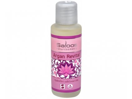 Saloos Odličovací hydrofilný olej Argan Revital 50 ml