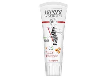 Lavera Dětská zubní pasta Bio 75 ml