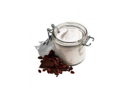 Soaphoria Telové suflé Nebeská čokoláda 125 ml